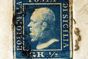 francobolli rari error of colour italia
