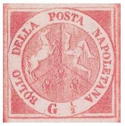 francobollo trinacria regno due sicilie